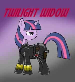 Twilight Widow Sparkle