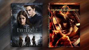Twilight vs. Hunger games