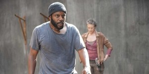 Tyreese and Carol