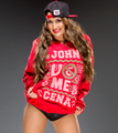 Ugly Krismas Sweater - Nikki Bella