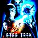 Uhura, Spock, Kirk, Sulu and Chekov
