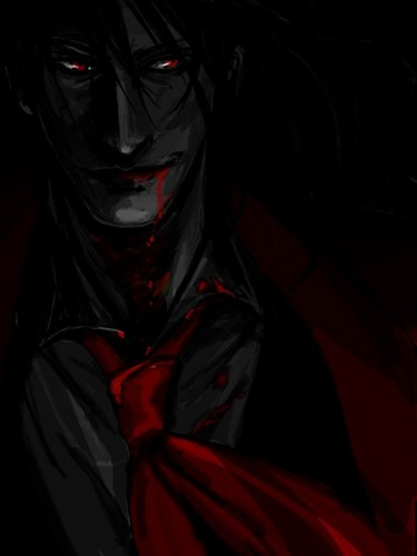 Alucard images VAMPIRE wallpaper and background photos ...