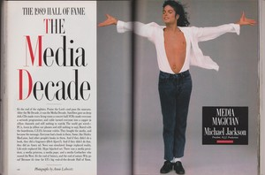 Vanity Fair Photo-shoot, 1989 HQ SCAN