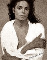 Vanity Fair Photoshoot 1989 - michael-jackson photo