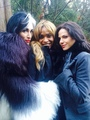 Victoria, Lana and Merrin  - once-upon-a-time photo