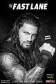 WWE Fast Lane Poster