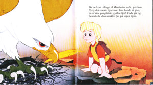 Walt Disney Book تصاویر - Marahute & Cody