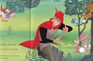 Walt Disney Book larawan - Prince Phillip