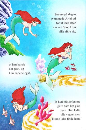 월트 디즈니 캐릭터 바탕화면 probably with 아니메 titled Walt 디즈니 Book 이미지 - Princess Ariel