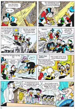 Walt Disney Comics - Scrooge McDuck: The Great Oracle