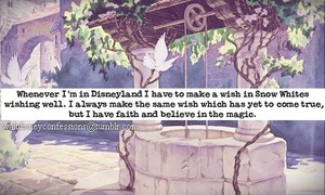 Walt ডিজনি Confessions - The Wishing Well.