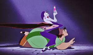 Walt Disney Screencaps - Emperor Kuzco, Yzma & Pacha