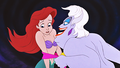 Walt Disney Screencaps - Princess Ariel & Ursula - walt-disney-characters photo