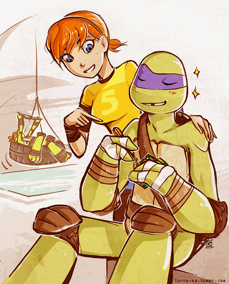 Whatcha Doing Donnie Donatello Fan Art 37943429 Fanpop