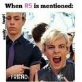 When R5 is mentioned - ross-lynch photo