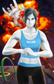Wii Fitness Trainer - super-smash-bros-brawl photo