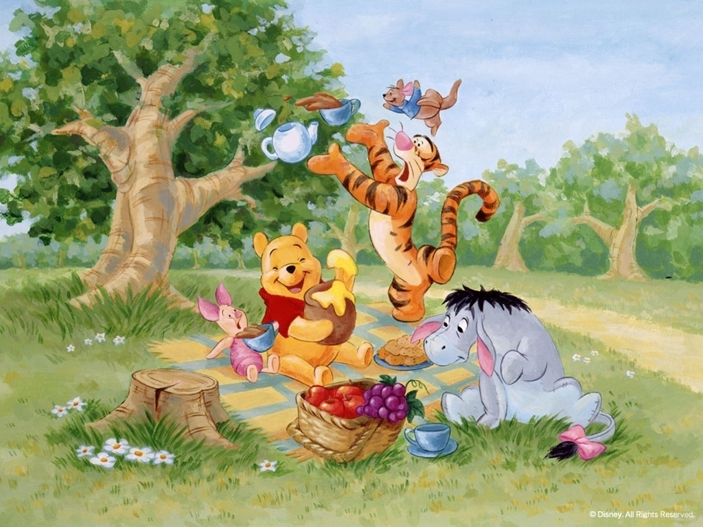 Winnie and Friends