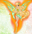 Winx Club Daphne Enchantix