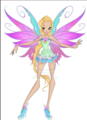 Winx Club Epic Daphne Mythix 2D - the-winx-club photo