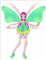 Winx Club Epic Rare Roxy Mythix