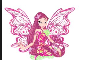 Winx Club Roxy Butterflyix