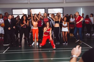 Word Up! Video Shoot