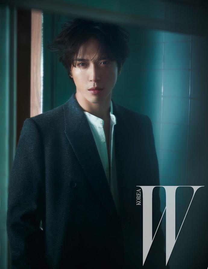 Yonghwa for ''W Korea'' January Edition 2015