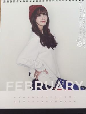 Yoona - 2015 Season Greetings
