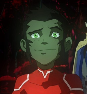 Young Justice Beast Boy