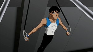 Young Justice Dick Grayson