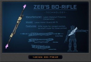 Zeb's Bo-Rifle