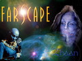 Zhaan      - farscape wallpaper