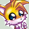 awww so cute tails :3