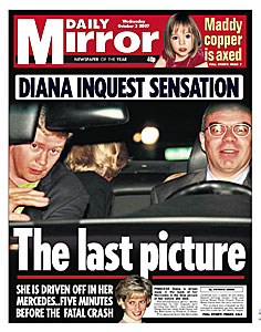 diana death news