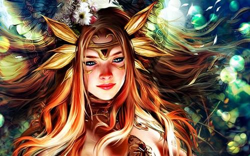 Fantasy wallpaper titled fantasy