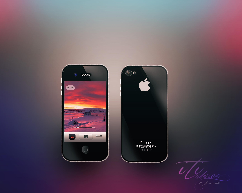 iPhone digital art by me