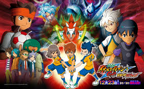 inazuma eleven go the movie: the ultimate bonds gryphon