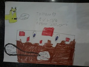 isabelle's picture for Stampy