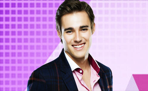 Violetta wallpaper with a business suit entitled jorge blanco