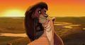 kovu and kiara  - the-lion-king-2-simbas-pride fan art