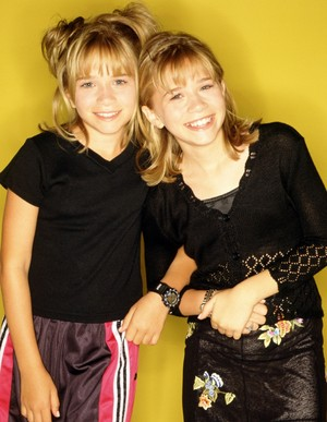 mary-kate and ashley