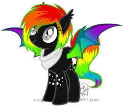 me as a bat gppony, pony