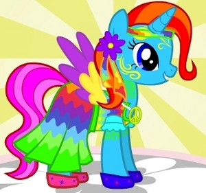 me as a normal pony