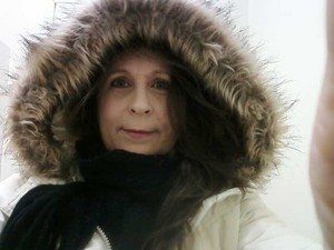 me with bulu hud, hood