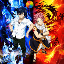 Fairy Tail Extreme Club Images Natsu And Gray Wallpaper Background Photos
