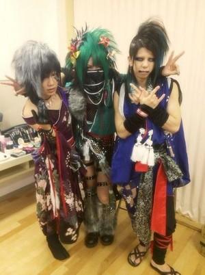 Mahiro, Takemasa and Junji