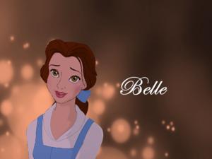 Walt Disney Images - Princess Belle