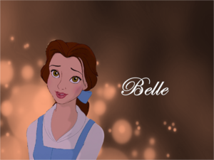 Walt Disney Bilder - Princess Belle
