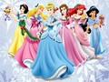 princess Disney krisimasi