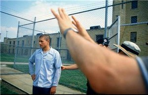 prison break behind scenes